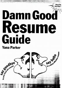 Pages From DGRG 0001 1178 KB 227 Damn Good Resume Guidepdf